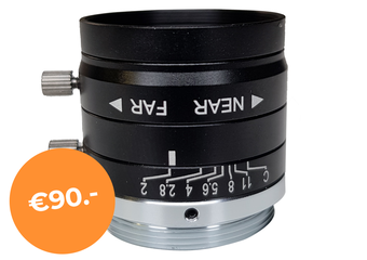 C-mount lens