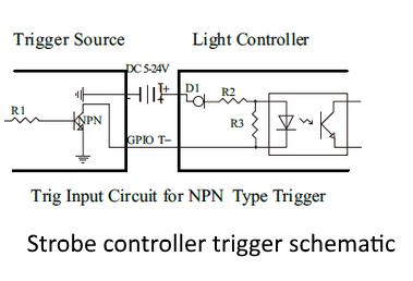 Industrial-Strobe-controller-schematic