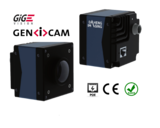 31.4MP GigE Vision Camera PoE Monochrome with Sony IMX342 sensor, model MARS-3140-3GM-P