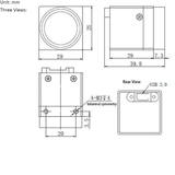 MER-132-30UC-L, NOT RECOMMENDED FOR NEW INDESIGN, LAST TIME BUY 20-03-2021_