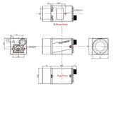 "MER-131-75GM-P, PYTHON 1300, 1280x1024, 75fps, 1/2"", Global shutter, CMOS, Mono_"