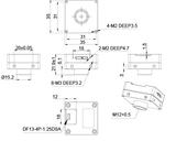 """VEN-505-36U3C, IMX335, 2592x1944, 36fps, 1/2.8"""", Rolling shutter, Boardlevel, Color_"""