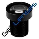"LENS M12 5MP 3.3MM F2.8 for max sensorsize 1/2"" NON DISTORTION"