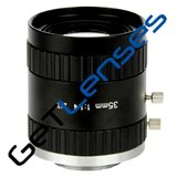 "LENS C-mount 5MP 35MM F1.4 for max sensorsize 2/3"" NON DISTORTION"