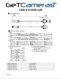 CABLE-GIGE-10M-datasheet