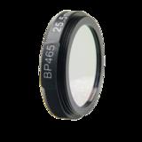 BP465 optical lens filter for machine vision camera
