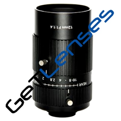 LENS C-10MP-12MM-F1.4-1INCH NON DISTORTION