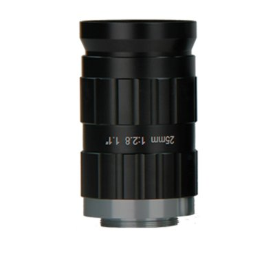 LCM-20MP-25MM-F2.8-1.1-ND1, LENS C-mount 20MP 25MM F2.8 1.1