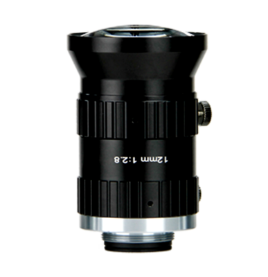 "LCM-20MP-12MM-F2.8-1.1-ND1, LENS C-mount 20MP 12MM F2.8 1.1"" NON DISTORTION"