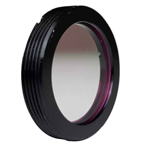 LFT-UVIRCUT-CMT,  C-mount filter, UV + IR-Cut filter, useful range between 398-698nM