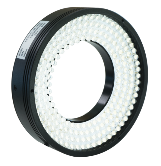 Ring Light (bright-field), 90mm, white, 24V / 9W, LED1-RL-90-70W