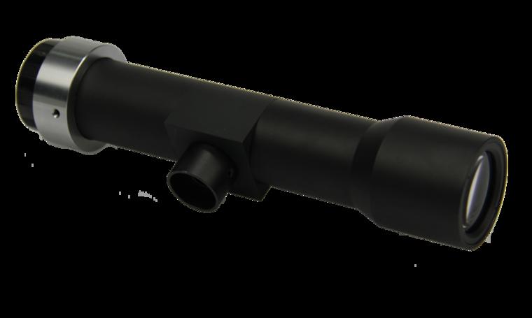LCM-TELECENTRIC-1X-WD110-1.5, Bi-Telecentric C-mount Lens, magnification 1X, sensorsize 2/3