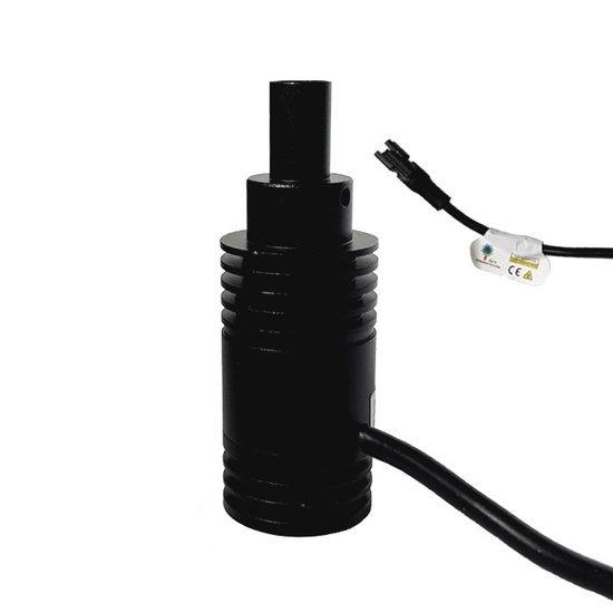 Industrial LED-spot, 12V / 3W, white