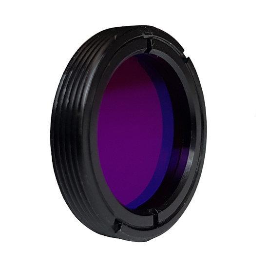 LFT-BP650-CMT, Narrow bandpass filter, 650nM peak wavelength, useful range between 640-674nM