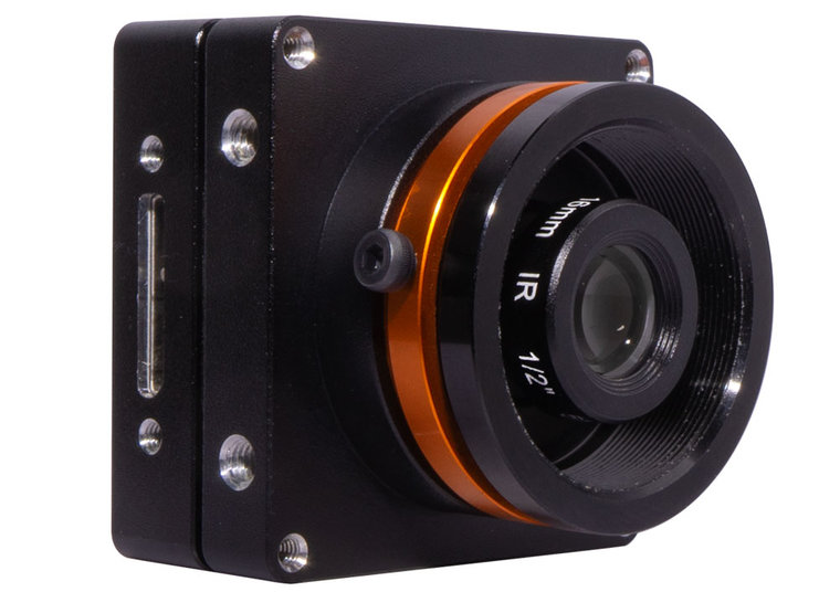 VEN-161-61U3C-DEVKIT, 1.6MP, Global shutter, Color, incl. 16mm M12 lens