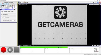 IO 2ND look video recording software