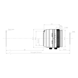 Mechanical Drawing LM42-29MP-28MM-F4-30-ND1