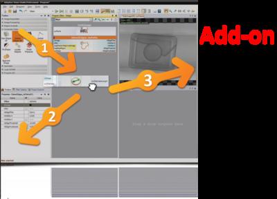 Adaptive Vision Studio 5 Library Add-ON + Code Generator