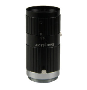 "LENS C-mount 10MP 50MM F2.8 for max sensorsize 2/3"" NON DISTORTION"