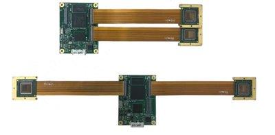 USB 3.0 Camera 1.3MP Monochrome with Python 1300 Dual Head sensor, model VEN-134-90U3M-D NIR