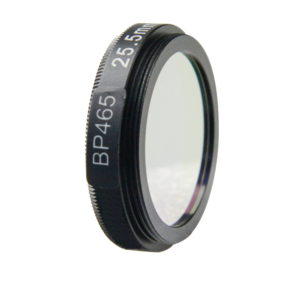 BP450 optical lens filter for machine vision camera