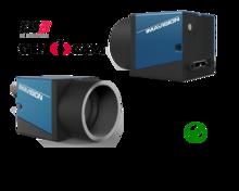 USB3 Vision Camera with Sony IMX273 sensor, model MER-160-227U3C-L