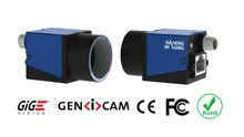 GigE Industrial Camera with OnSemi-MT9P031 sensor, model MER-500-14GC