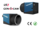 USB3 Vision Camera with Sony IMX273 sensor, model MER-160-227U3M-L